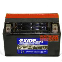 exide etx7a bs motorcycle battery 12v 6ah 90a ytx7a bs. Black Bedroom Furniture Sets. Home Design Ideas